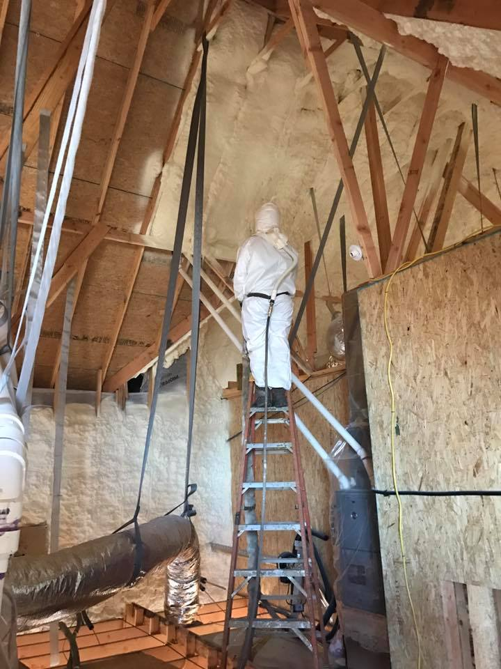 Roof Installer Spray Foam Insulation Staten Island, NY